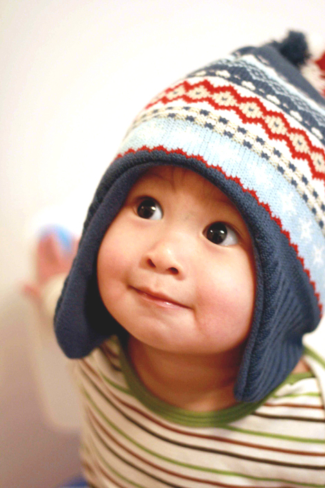 10032009 - Gap, cute baby alert!