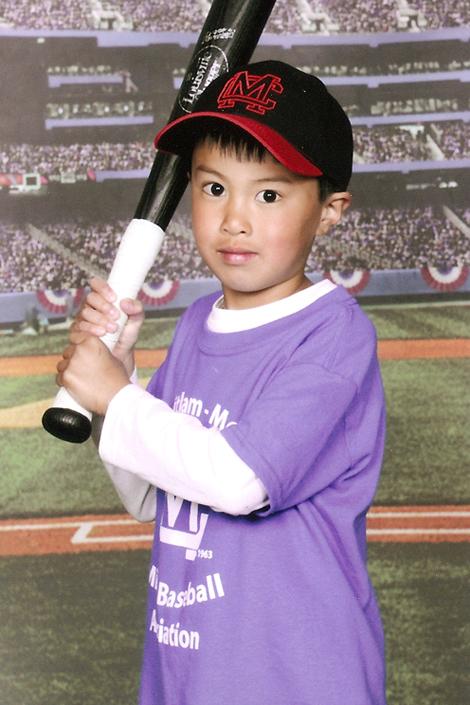 ethan baseball