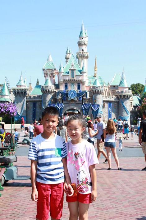 08012016 - Our Disneyland Memories