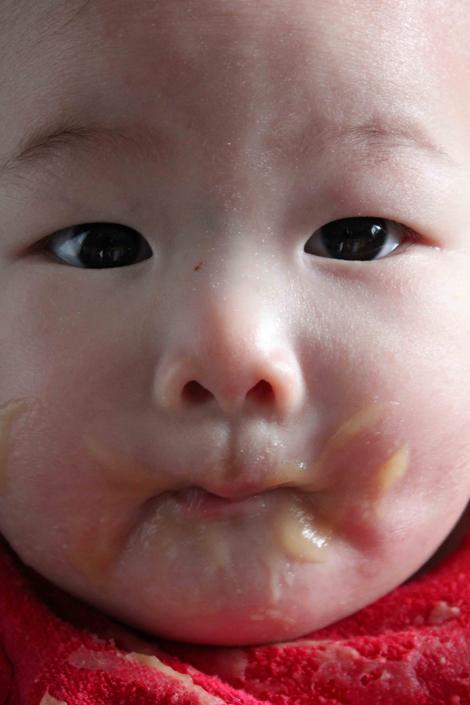 04062011 - Sweet Mushy Cheek